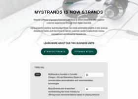 mystrands.com