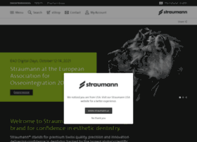 mystraumann.com