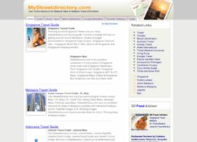 mystreetdirectory.com