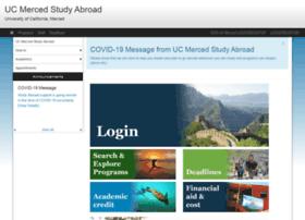 mystudyabroad.ucmerced.edu