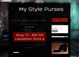 mystylepurses.blogspot.com