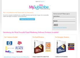 mysubscribe.arialsoftware.com