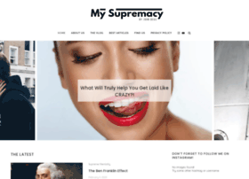 mysupremacy.com