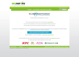 mysurvey.com.my