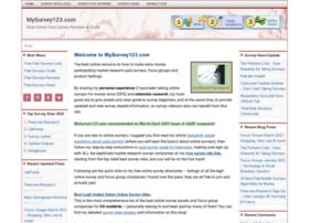 mysurvey123.com