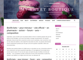 mysweetboutique.fr