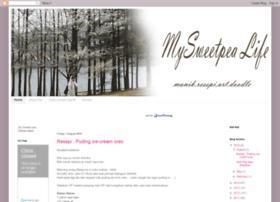 mysweetpealife.blogspot.com