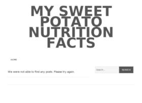 mysweetpotatonutritionfacts.com