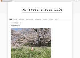 mysweetsourlife.blogspot.com