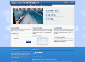 myswimcoachonline.com