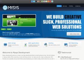 mysys.co.uk