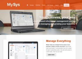 mysysonline.com.au