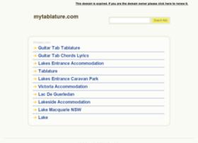 mytablature.com