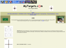 mytargets.com