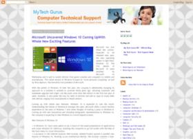mytechgurustech.blogspot.com