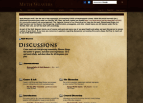 myth-weavers.com