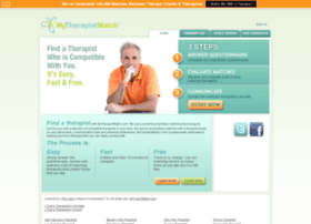 mytherapistmatch.com