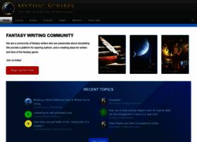mythicscribes.com