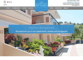 mythos-bungalows.gr