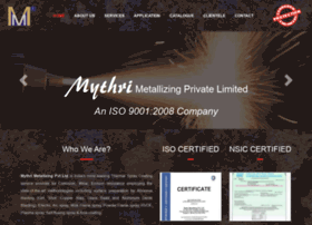 mythrimetallizing.net