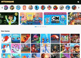 mytoongame.com