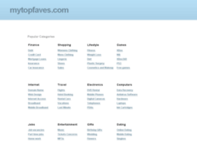 mytopfaves.com