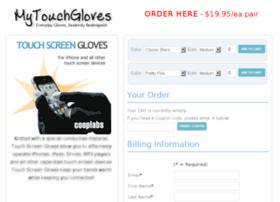 mytouchgloves.com