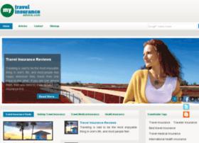 mytravelinsuranceadvice.com