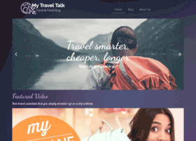 mytraveltalk.com