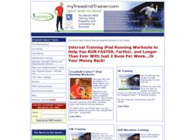 mytreadmilltrainer.com