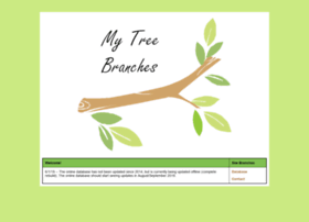 mytreebranches.com
