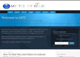 mytrickyclub.blogspot.in