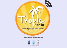 mytropicradio.com