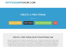 mytvsoapforum.com