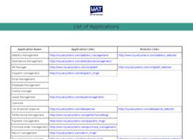 myuatsystems.com