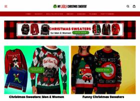 myuglychristmassweater.com