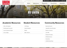 myunion.utsnyc.edu