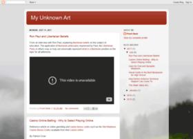 myunknownart.blogspot.com