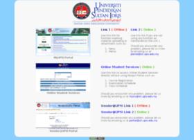 myupsi.upsi.edu.my info. My UPSI Portal