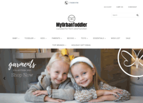 myurbantoddler.com