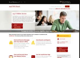 myuscchart.keckmedicine.org