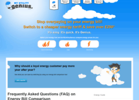 myutilitygenius.co.uk