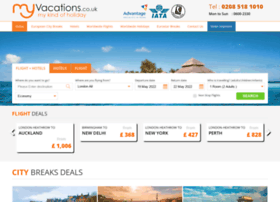 myvacations.co.uk