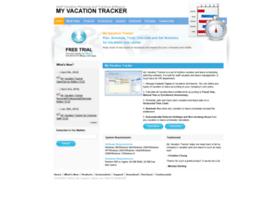 myvacationtracker.com