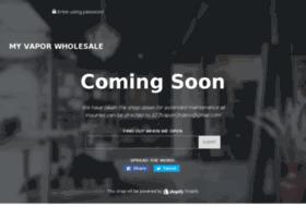 myvaporwholesale.com
