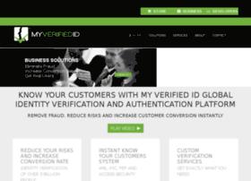 myverifiedid.com