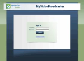 myvideobroadcaster.com