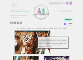myvintage.co.uk