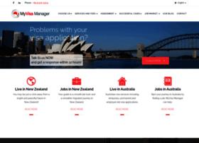 myvisamanager.com