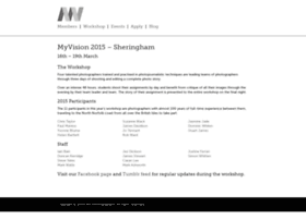myvisionworkshop.com